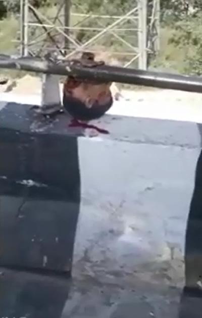 04-Homem é degolado em acidente de moto Ogrish-2