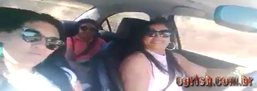 23-23-Três mulheres postam vídeo selfie minutos antes da morte Ogrish.com.br