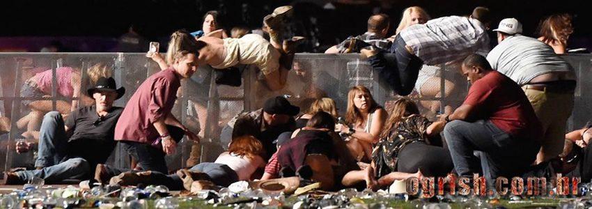 24-Massacre Las Vegas Momentos de pânico durante atentado em Lasvegas que matou 59 pessoas Ogrish.com.br