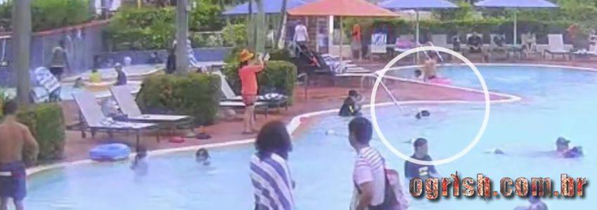 Garota de 5 anos se afoga em piscina de hotel - Ogrish.com.br